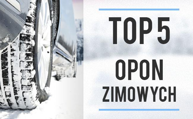 Ranking Top 5 Opon Zimowych 24oponypl