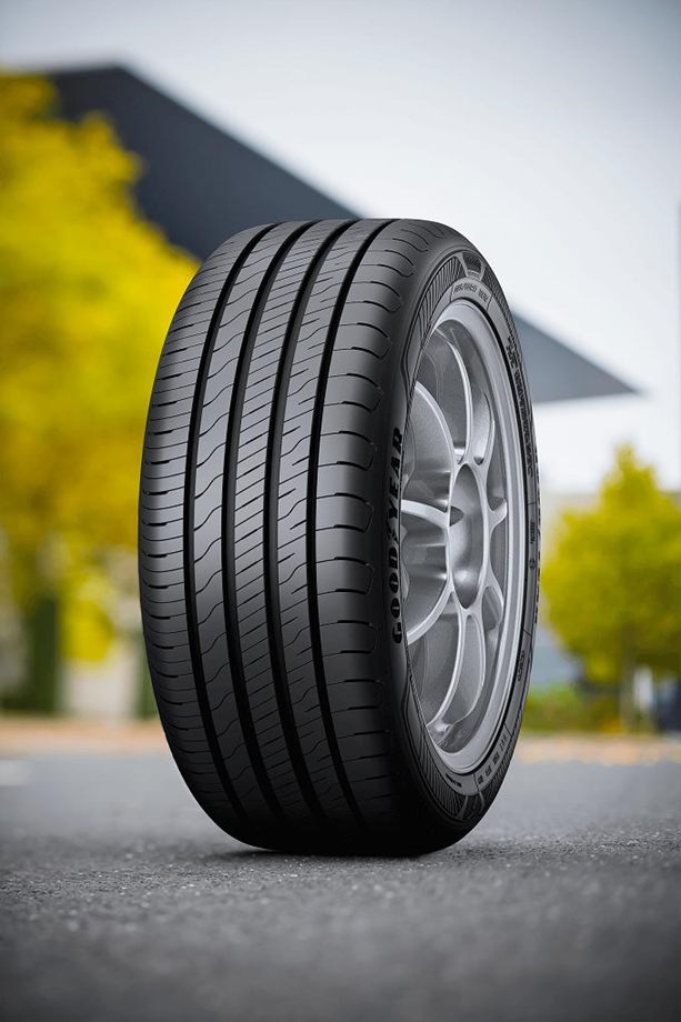 opona Goodyear EfficientGrip Performance 2 - źródło: Goodyear
