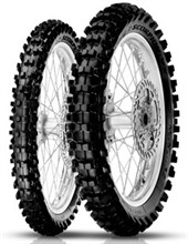 Pirelli Scorpion MX Mid Soft 32 70/100-19 42 M Front TT NHS