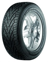 General GRABBER UHP 285/35R22 106 W XL FR BSW