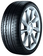 Continental ContiSportContact 3 205/45R17 84 V RUNFLAT *