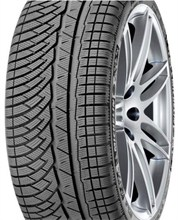 Michelin Pilot Alpin PA4 245/40R19 98 V XL FR