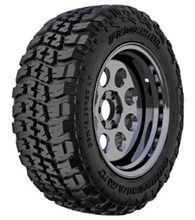 Federal COURAGIA M/T 235/85R16 120/116 Q BSW