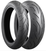 Bridgestone BATTLAX S20 EVO 190/50R17 73 W Rear TL