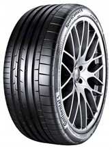 Continental SportContact 6 285/30R22 101 Y XL AO CONTISILENT FR