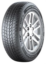 General Snow Grabber Plus 255/55R19 111 V XL FR
